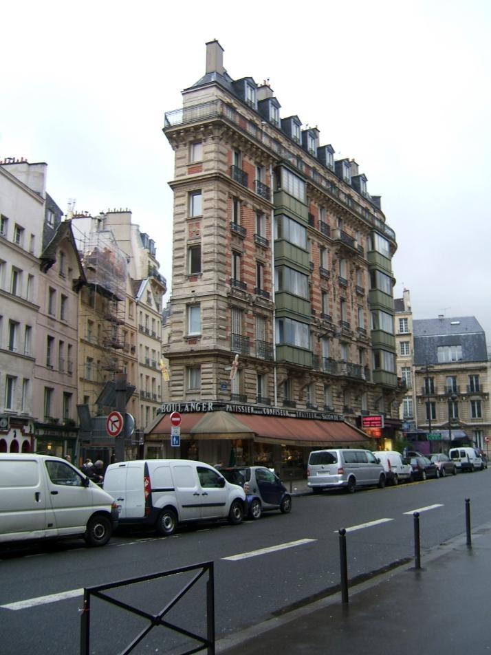 Rue Lagrange, Barrio Latino Paris. Foto Bárbara