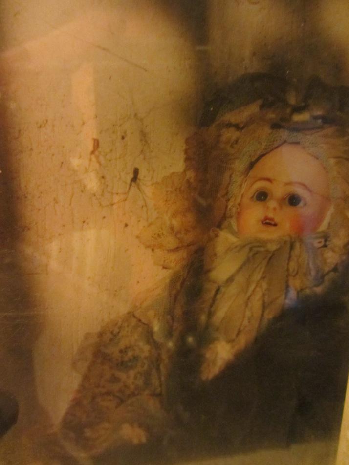 Muñeca de porcelana. Colección privada. Foto: Bárbara.