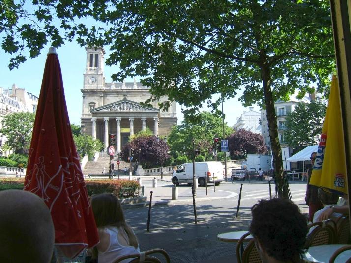 Plaza Franz Liszt, 9º arrondissement.