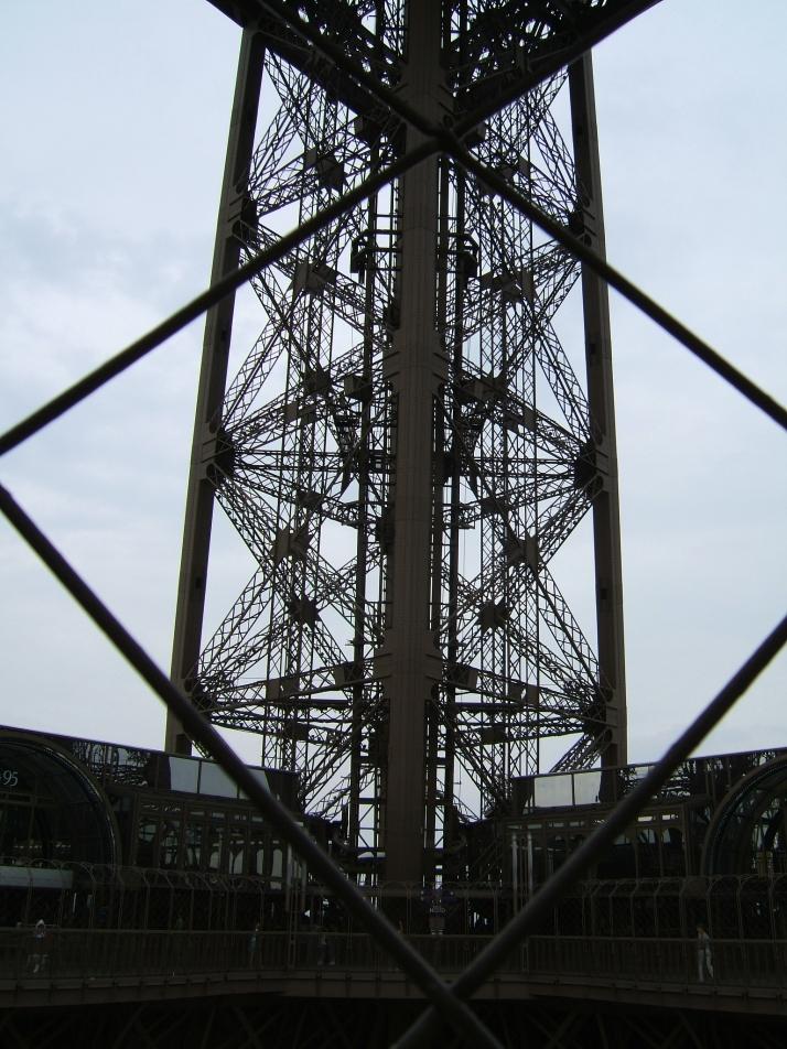 La Tour Eiffel. Foto: Bárbara