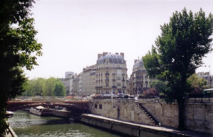 La Seine 2 - Pont aux Doubles 2
