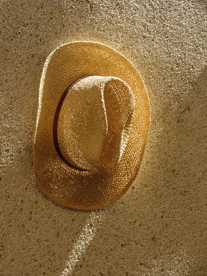 El sombrero. Foto: Bárbara.