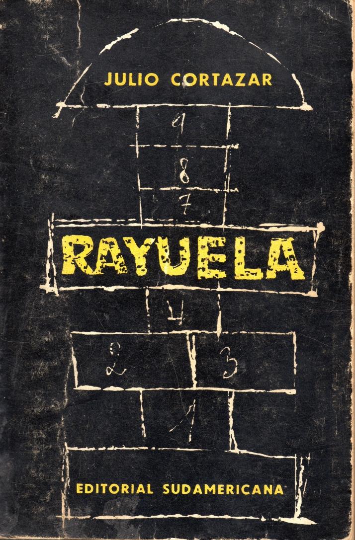 Portada de Rayuela de 1968