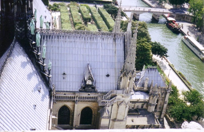 Notre-Dame. Foto: Bárbara