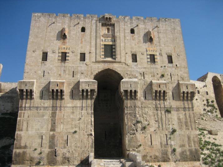 Ciudadela de Alepo
