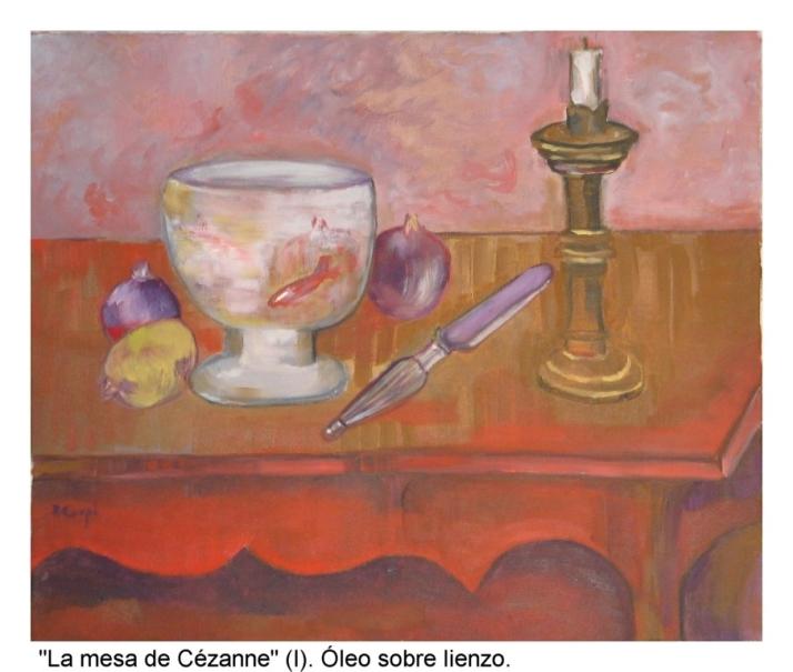 La mesa de Cézane (I)