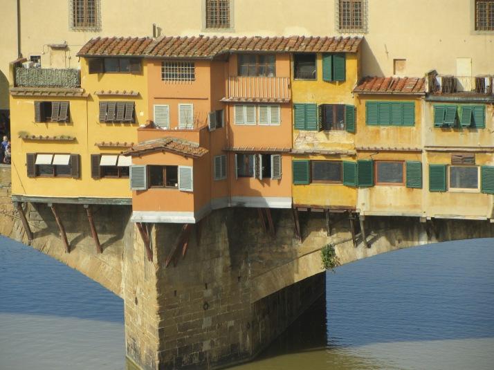 """""""Il Ponte Veccio"""". Foto: Bárbara."""