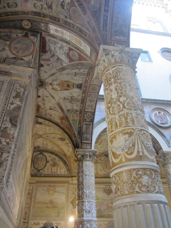 Palazzo Vecchio. Foto: Bárbara.