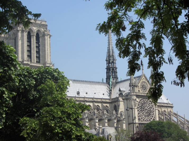 Notre Dame. Foto: Bárbara.