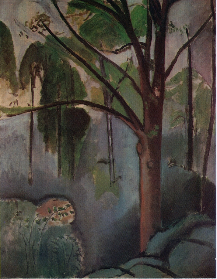 """Matisse:""""Charca de Trivaux"""""""