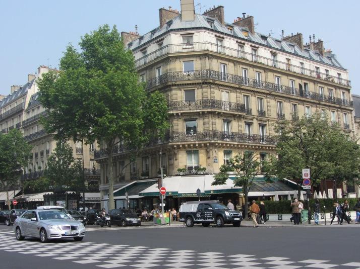 Por Saint Germain. Foto; Bárbara-