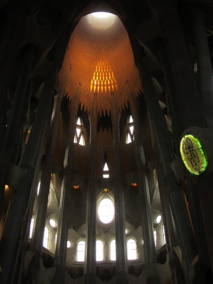 """""""La Sagrada Familia"""". Foto: Bárbara"""