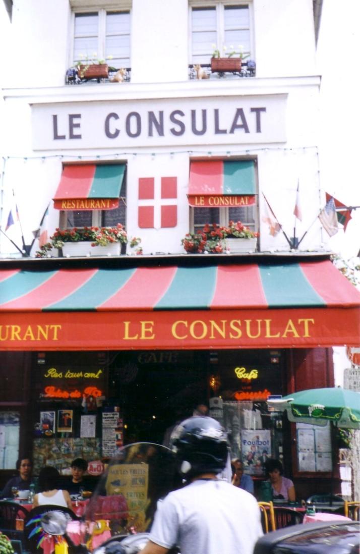 Montmartre. foto: Bárbara