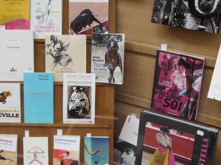 Libros, libros. Fotos: Bárbara