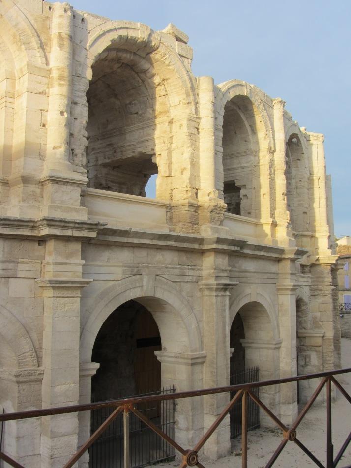 Anfiteatro (Las Arenas). Foto: Bárbara