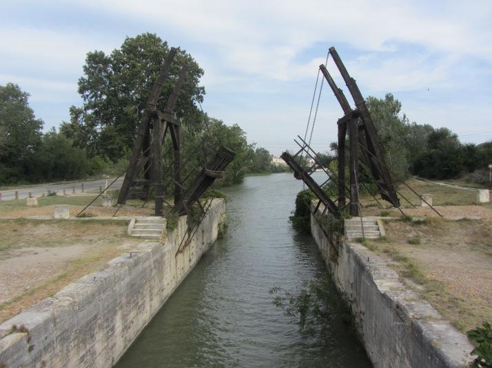 Le Pont de Langlois. Foto: Bárbara