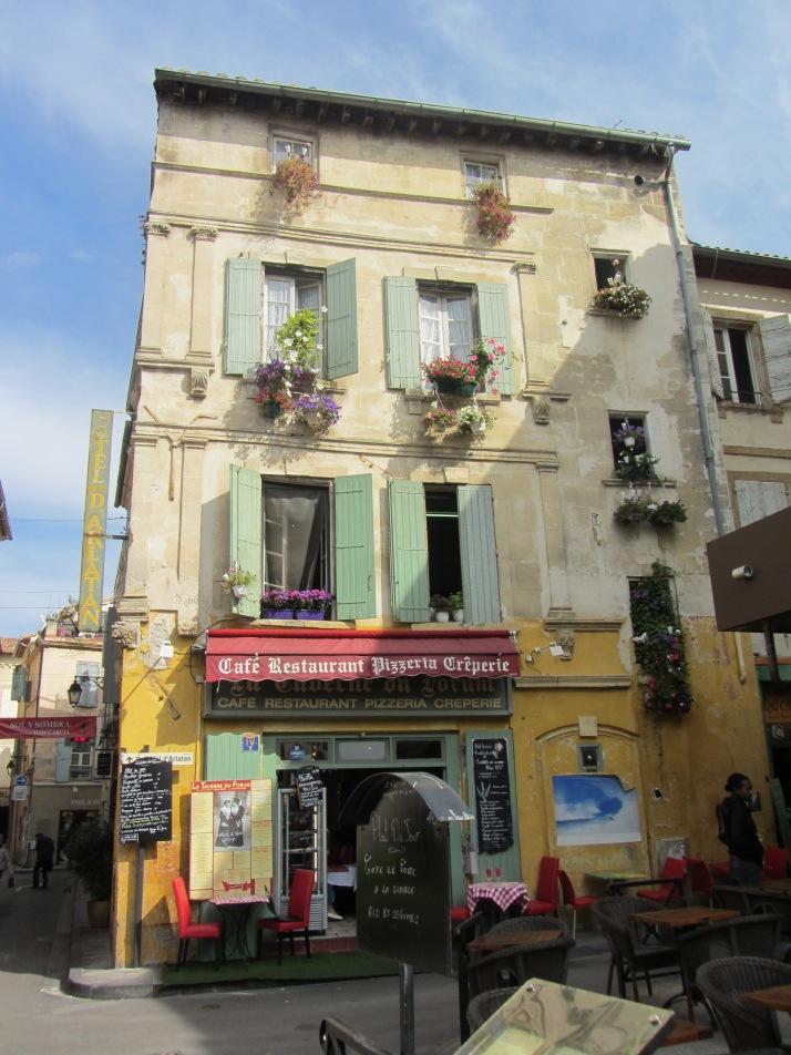 Place du Forum. Foto: Bárbara