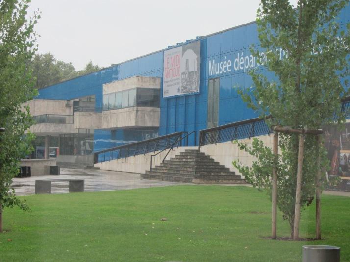 Museo Departamental de Arles Antiguo. Foto: Bárbara