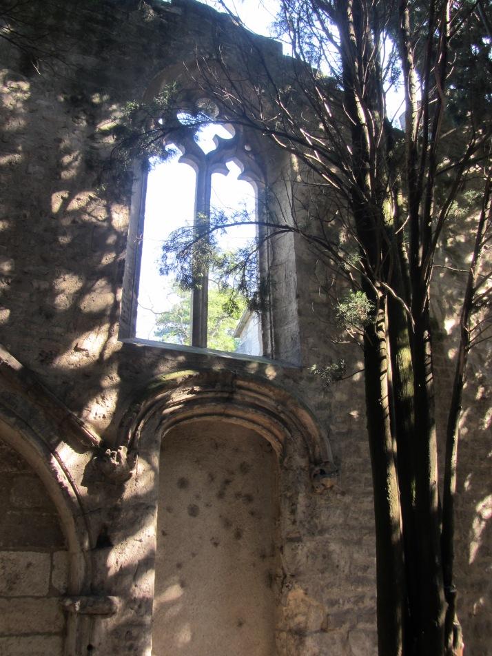 Exterior de la capilla. Foto: Bárbara