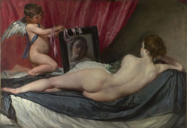 "Velázquez : ""La Venus del espejo"""