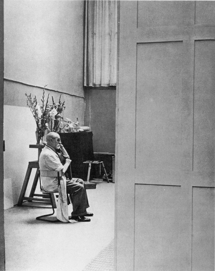 Matisse. Foto: Brasaï