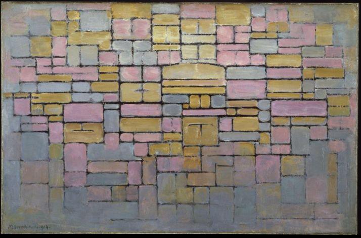 """""""Composición """". !914. MoMA, N.Y."""