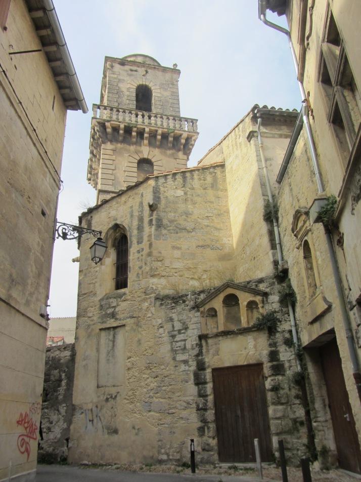 Eglise du Mèjan. Arles. Foto: Bárbara