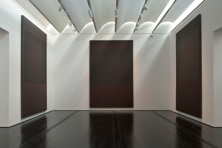 La capilla de Rothko. Houston (Texas)
