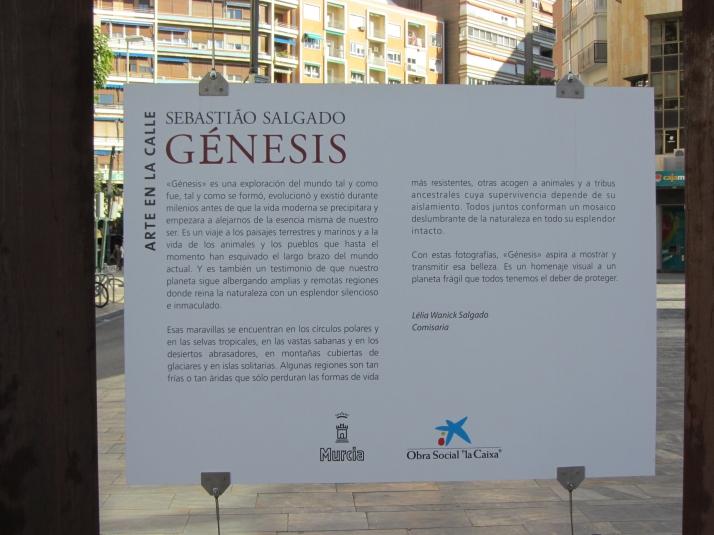 Génesis, es el resultado de ocho años de trabajo en los espacionesnaturales y los pueblos indígenas
