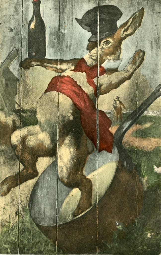 André Gill. öleo sobre tabla. 151 x 111. Museo de Monmartre.