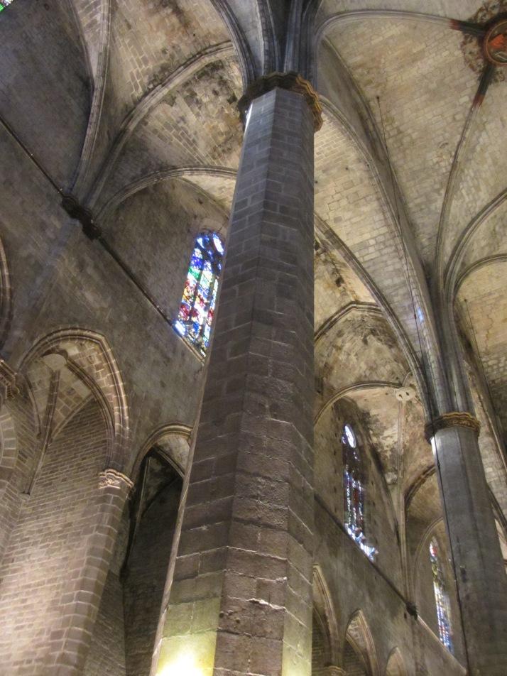 Santa María del Mar. Foto: Aurelio Serrano Ortiz