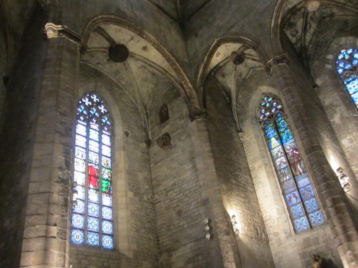 Santa María del Mar. Foto: Aurelio Serrano Ortiz.