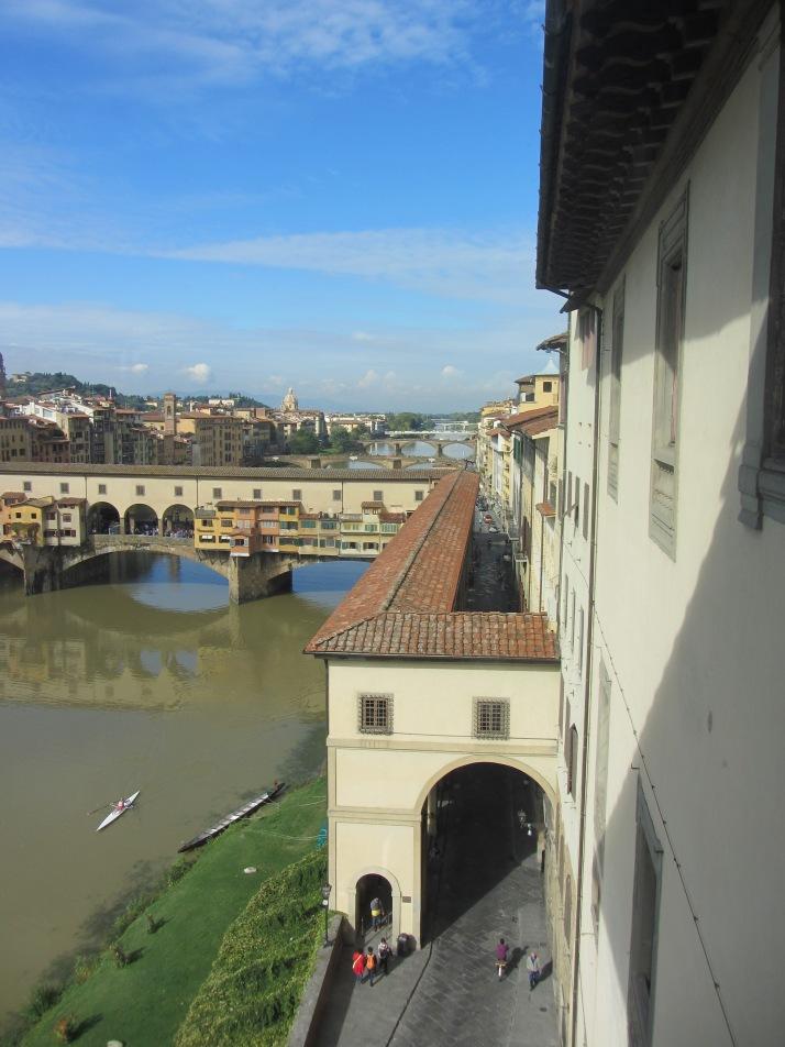 Ponte Vecchio. (Florencia) Foto: Bárbara