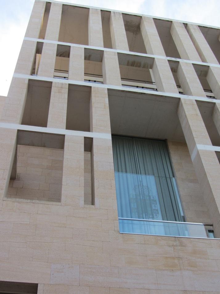 Rafael Moneo: Edificio Moneo (Ayuntamiento de Murcia)