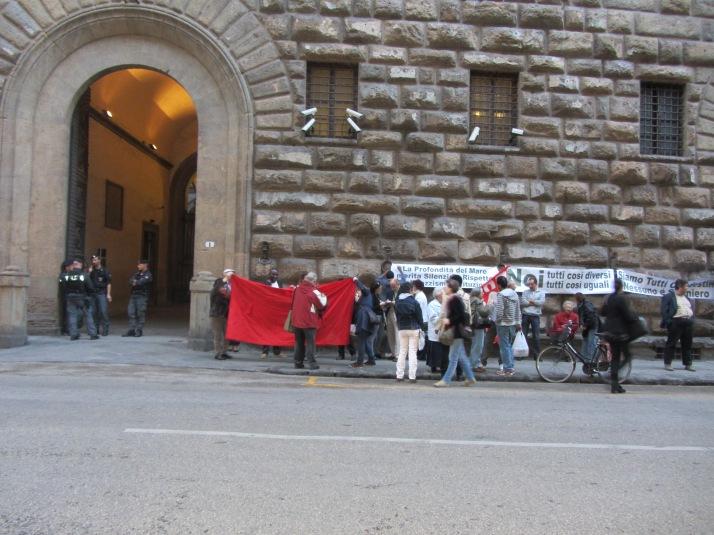 Palacio de los Medici (Florencia) Foto: Bárbara