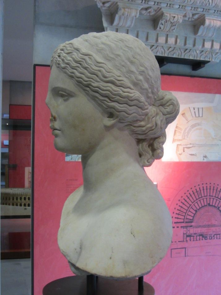 La Venus de Arles. Copia