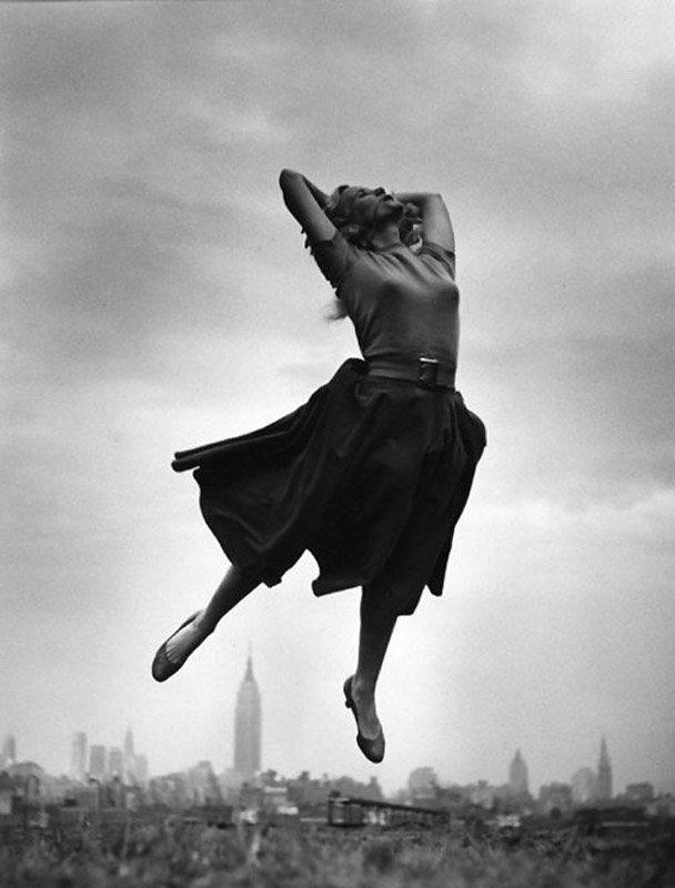 Philippe Halsman: Eva Marie Saint