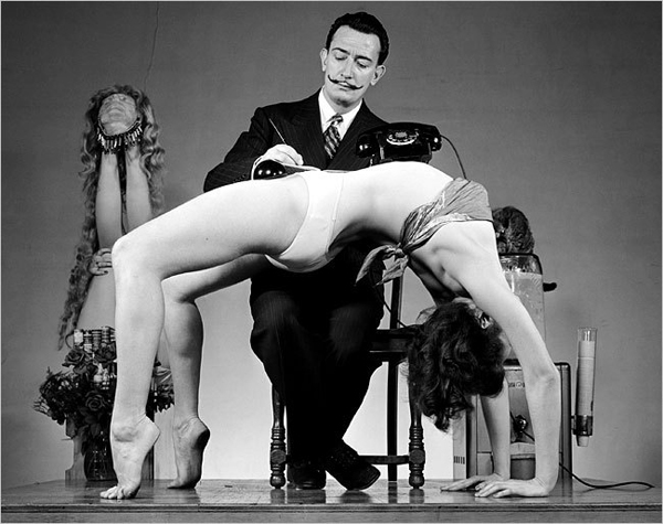"Philippe Halsman: ""Salvador Dalí!."