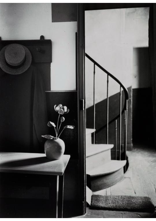 "André Kertész: ""Chez Mondríian"". 1926. París."