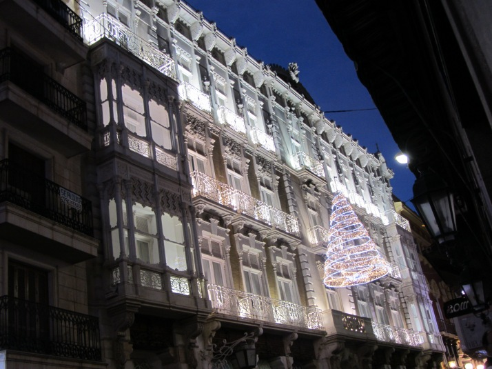 Foto: Bárbara. Casa Cervantes, (fachada)
