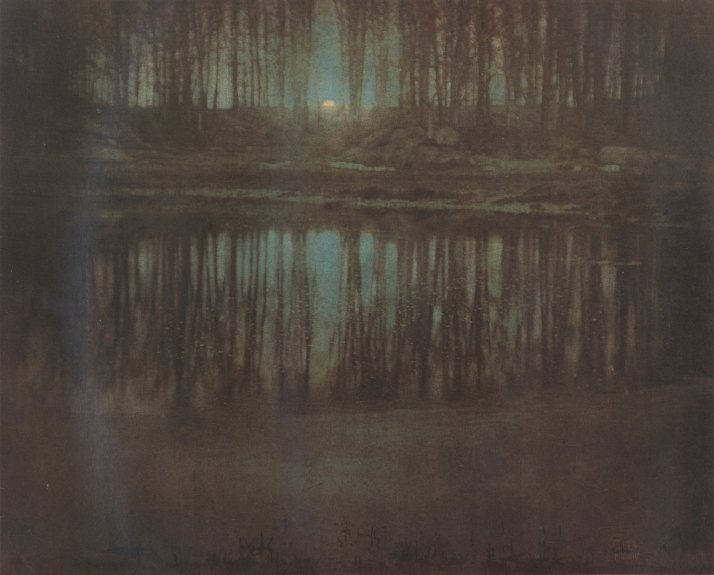 "Edward Eteichen:"" The Pond Moonlight"", 1905"