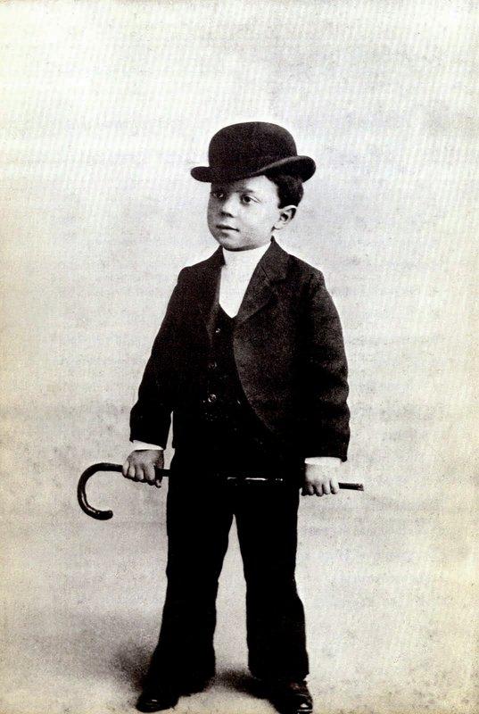 Buster Keaton, niño