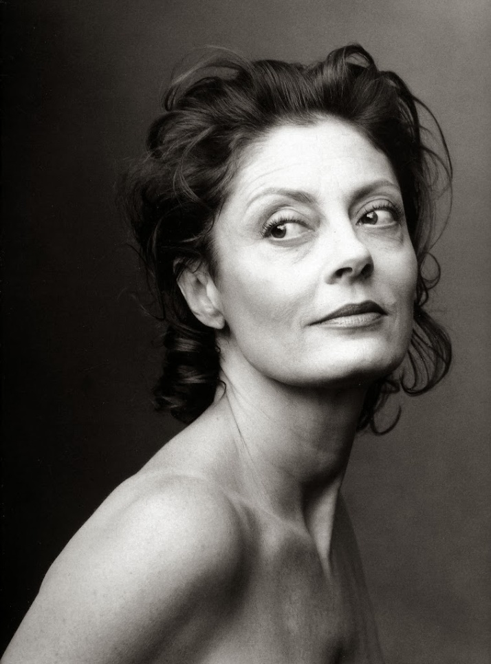 """Annir Laibovitz: """" Susan Sarandon"""""""