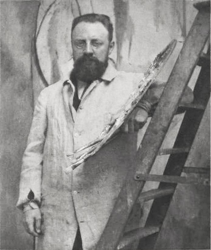 A. L. Coburn: Matisse