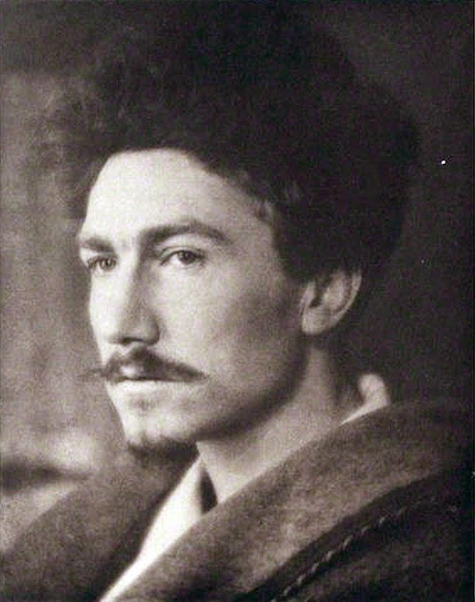 A. L. Coburn: Ezra Pound
