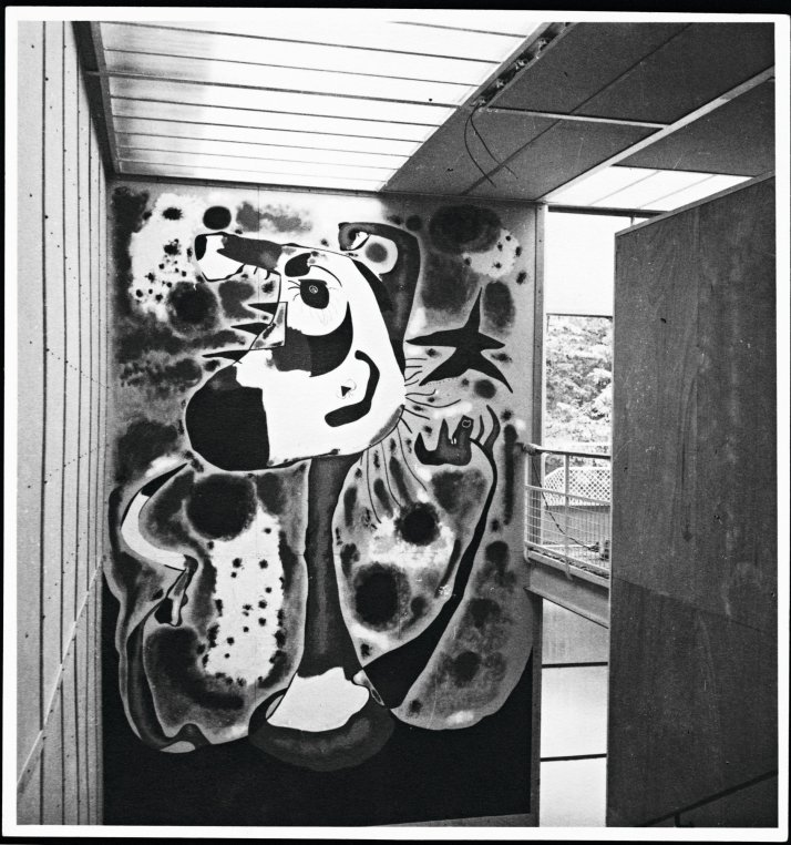 Cuadro de Miró
