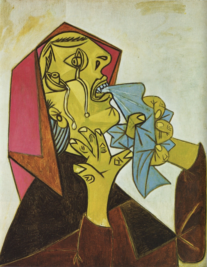 "Picasso: ""Retrato de Dora Maar"""