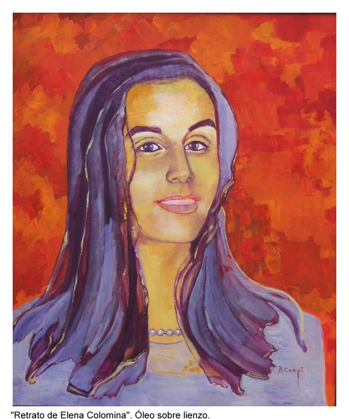 Retrato de Elena