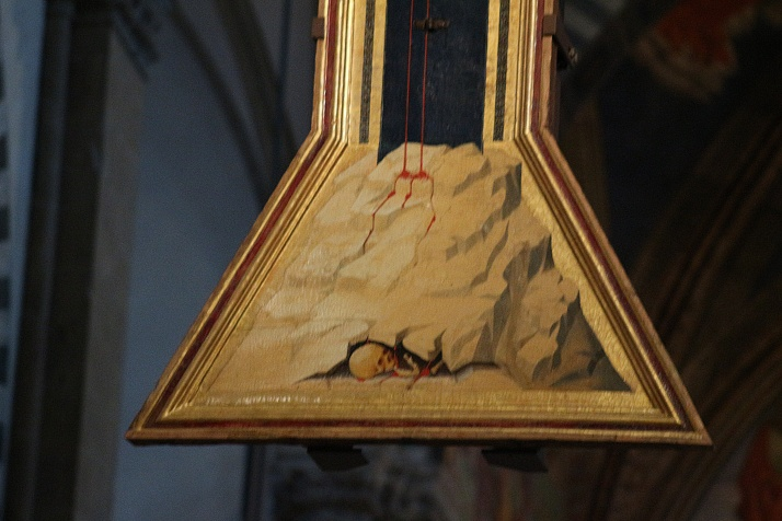 Dettaglio_crocifisso_Giotto 1