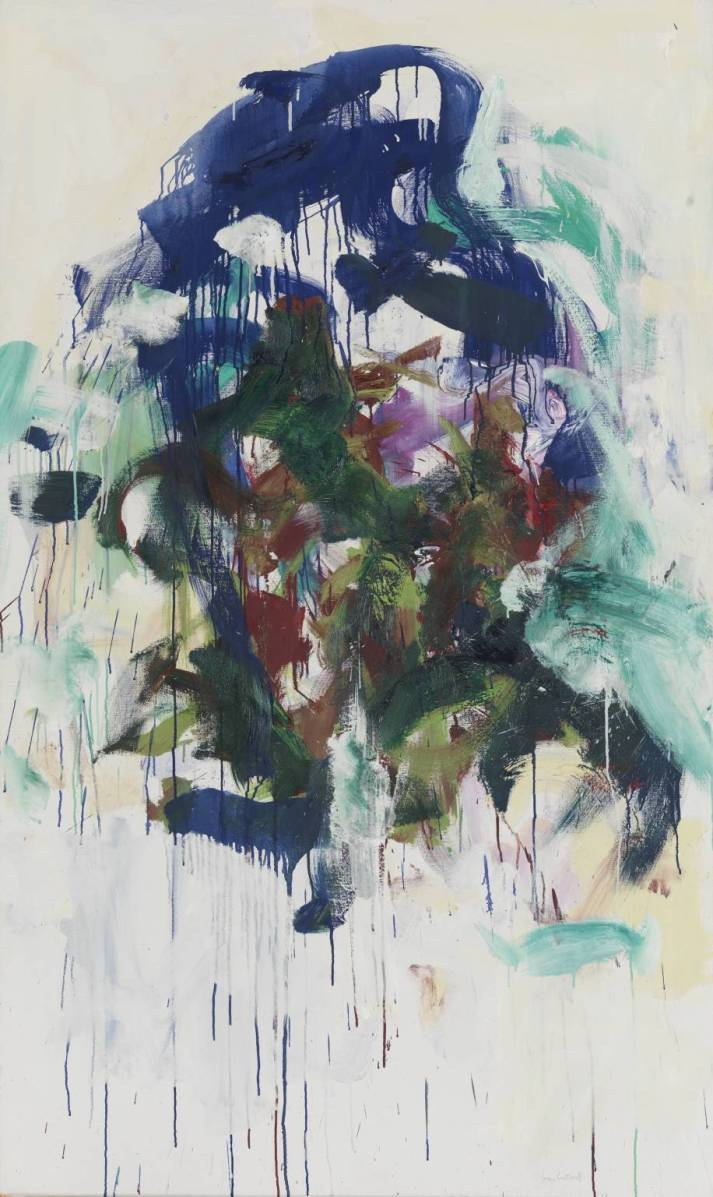 Chord II 1986 by Joan Mitchell 1925-1992